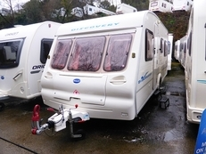 Bailey Discovery 516 2002 (2002) Touring Caravan for Sale