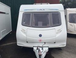 Ace Firestar 4 berth, (2007) Touring Caravan for Sale