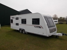 Elddis Crusader Temptest 6 berth, (2013) Touring Caravan for Sale