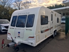 Bailey Unicorn Barcelona 4 berth, (2011) Touring Caravan for Sale