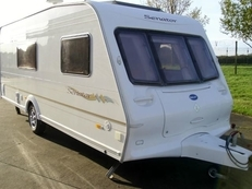 Bailey Senator Arizona 4 berth, (2003) Touring Caravan for Sale