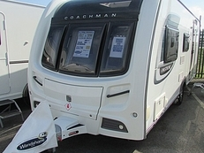 Coachman Pastiche 520/4 (2012) Touring Caravan for Sale in West Yorkshire