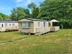 Static Caravan at Lower Hyde for sale !